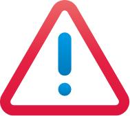 Furnace warning sign